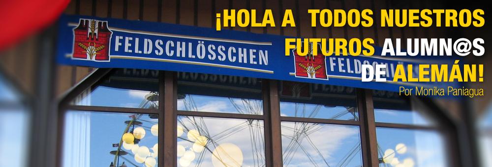Hola a nuestros futuros alumn@s de alemán