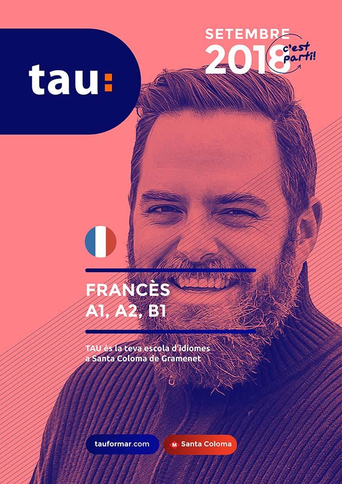Tau Formar - PRIVADA - Francès