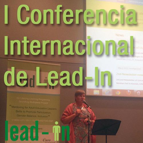 I Conferencia Internacional de Lead-In