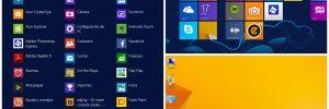 Dónde quieres ir al iniciar la sesión en Windows 8