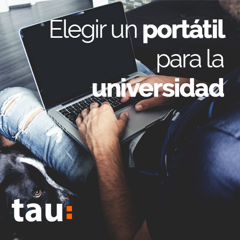 Escoger portátil para la universidad