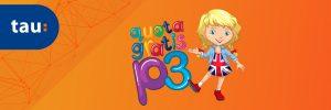 curso de inglés con cuota gratis para niños y niñas de P3 en Santa Coloma de Gramenet - Tau Formar