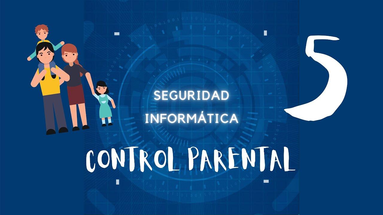 El control parental