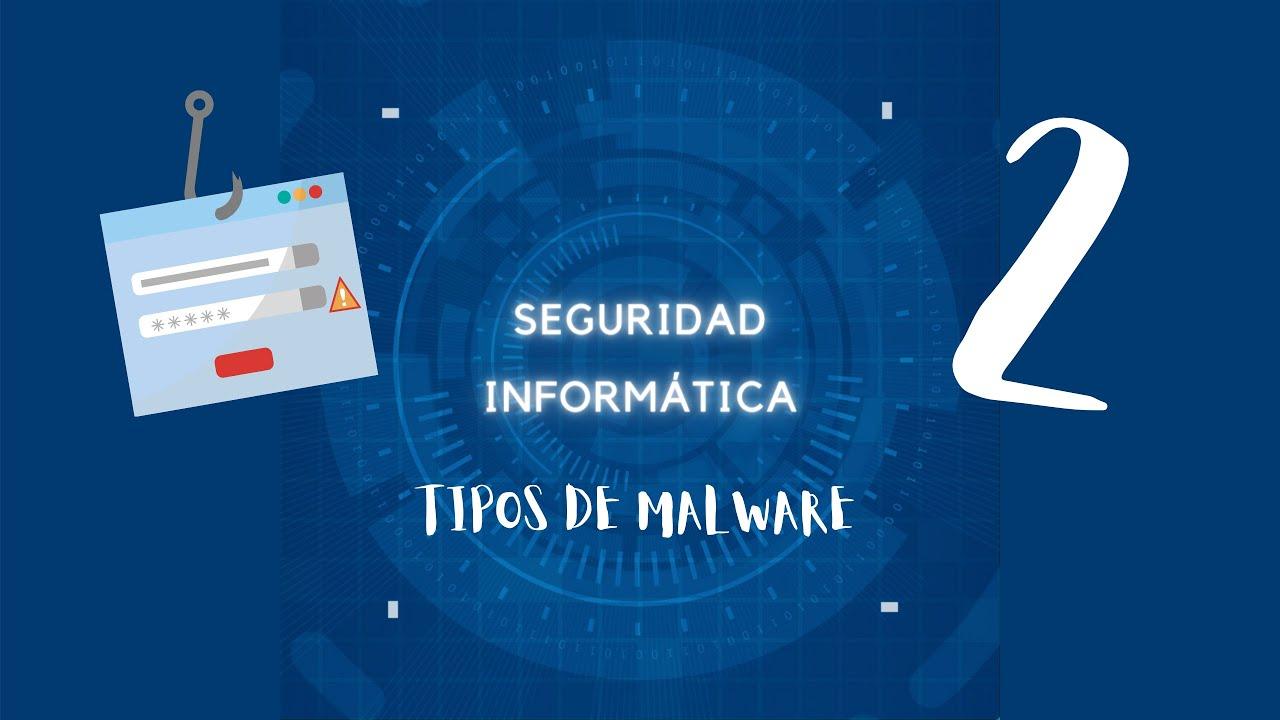 Tipos de malware